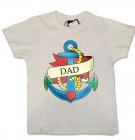 Camiseta TATTO DAD WC