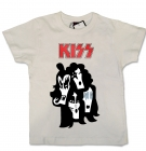 Camiseta KISS CARTOON WMC