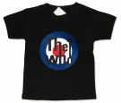 Camiseta THE WHO LOGO BMC