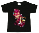 Camiseta BOWIE COLORS FACE BMC