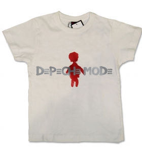 Camiseta DEPECHE MODE WMC