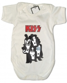 Body bebé KISS CARTOON WMC
