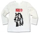 Camiseta KISS CARTOON WML