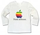 Camiseta THINK DIFFERENT WML