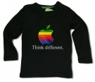 Camiseta THINK DIFFERENT BML