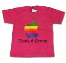 Camiseta THINK DIFFERENT FMC