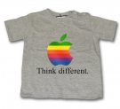 Camiseta THINK DIFFERENT GMC