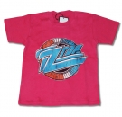 Camiseta ZZ TOP FCM