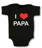 Body I LOVE PAPA BMC