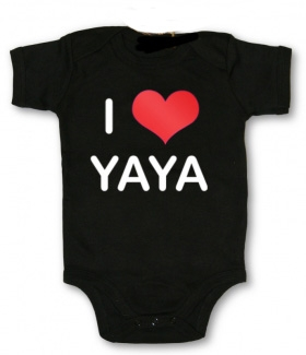 Body I LOVE YAYA BMC