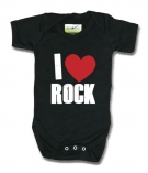 Body bebe I LOVE ROCK BMC