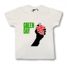 Camiseta GREEN DAY WMC