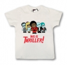 Camiseta THIS IS THRILLER ZOMBIES WMC