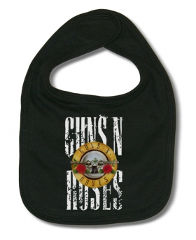 Babero GUNS N´ROSES GREY