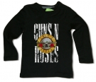 Camiseta GUNS N ROSES GRAY BL