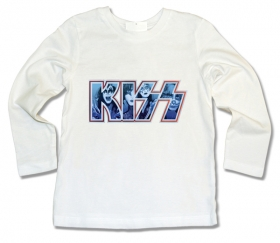 Camiseta KISS BAND WML