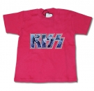 Camiseta KISS BAND FMC