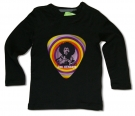 Camiseta JIMI HENDRIX COLORS BML