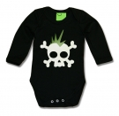 Body bebé JOLLY ROGER PUNKY BML