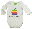 Body bebé THINK DIFFERENT WL