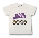 Camiseta BLACK SABBATH S. PARK WMC