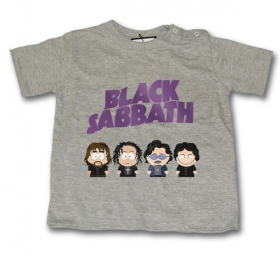 Camiseta BLACK SABBATH S. PARK GMC