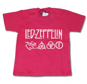 Camiseta LED ZEPPELIN NFMC