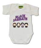 Body bebé BLACK SABBATH SOUTH PARK WMC