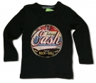Camiseta JOHNNY CASH ROCK N ROLL BML