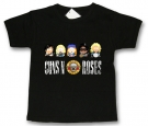 Camiseta GUNS N ROSES ( South Park ) BMC