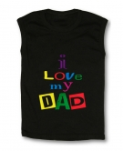 Camiseta I LOVE MY DAD TB