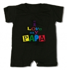PIJAMA I LOVE MY PAPA BMC