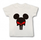 Camiseta PUNISHER MICKEY WMC