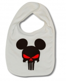 Babero PUNISHER MICKEY W.