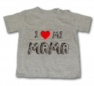 Camiseta I LOVE MI MAMA GMC