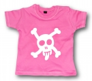 Camiseta JOLLY ROGERS WHITE CHMC