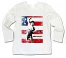 Camiseta BORN IN THE USA WML