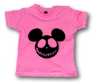 Camiseta MICKEY BLACK ZOMBIE CHMC