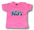 Camiseta KISS BAND CHMC