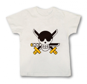 Camiseta ONE PIECE CUCHILLOS WMC