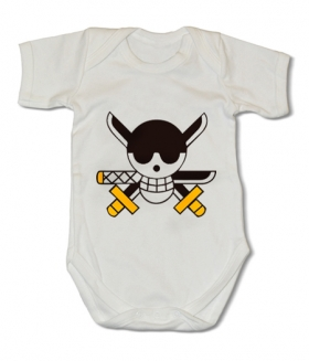 Body JOLLY ROGER CUCHILLOS ONE PIECE WMC