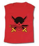 Camiseta JOLLY ROGER CUCHILLOS -ONE PIECE TR