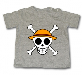 Camiseta JOLLY ROGER EXPLORADOR - ONE PIECE GMC