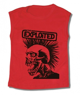 Camiseta THE EXPLOITED TR
