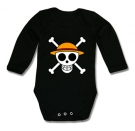Body bebé JOLLY ROGER- ONE PIECE BML