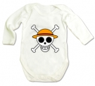Body bebé JOLLY ROGER- ONE PIECE WML