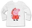 Camiseta PEPPA PUNK WHITE WML