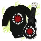 GUITARRA DE PAÑALES RED HOT CHILI PEPPERS BBL