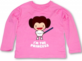 Camiseta I´M THE PRINCESS CHML