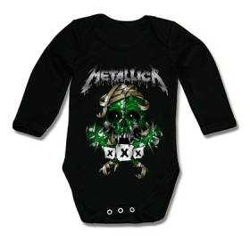 Body bebé METALLICA NBML